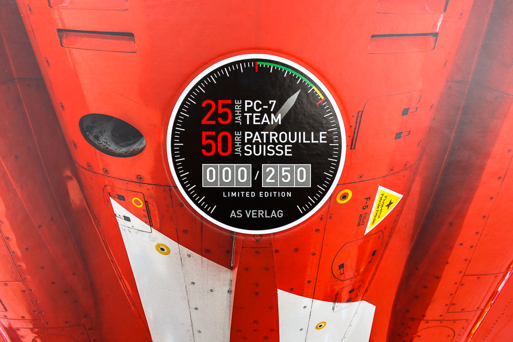 Patrouille Suisse / PC-7 TEAM